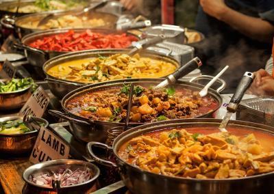 so könnten die currys präsentiert werden
