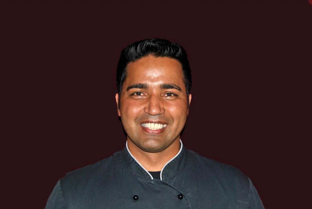 Inhaber und Küchenchef Rajender Singh